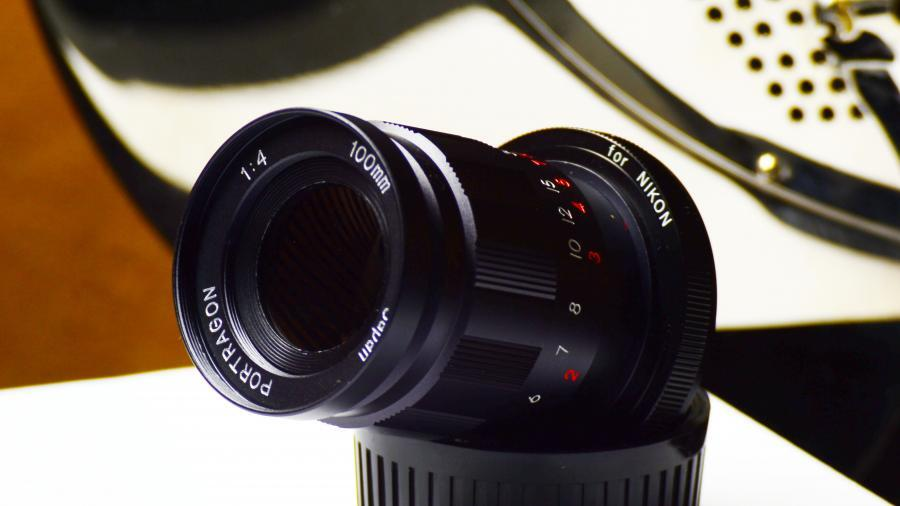70's era portragon lens provides buku bokeh at a rock-bottom price.