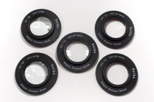 Lens accessories for Holga toy cameraa