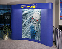 """""""Network"""" Downing Display"""
