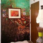 Removable and respositionable custom wall paper